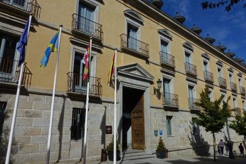 Casa de Infantes del Real Sitio de San Ildefonso