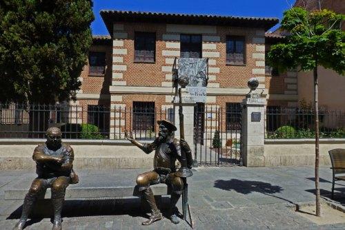Casa Natal de Cervantes en Alcalá de Henares