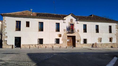 Casa de la Tercia, completa el conjunto histórico de Villarejo de Salvanés