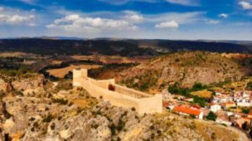 Castillo de Enguídanos, fortaleza de origen musulmán