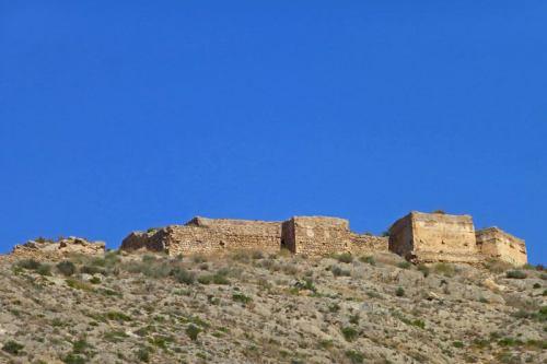 Ruinas del Castillo de Orihuela