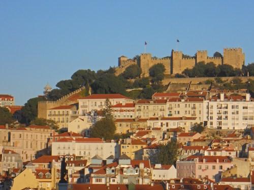 Castillo de San Jorge en Lisboa, historia de Lisboa