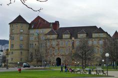 Museo Nacional de Württemberg en el Castillo Viejo de Stuttgart