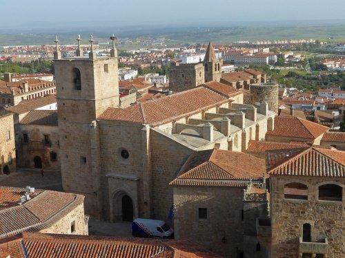 Concatedral de Cáceres o Concatedral de Santa María