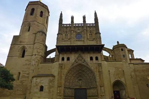 Catedral de Santa María, el principal monumento religioso de Huesca
