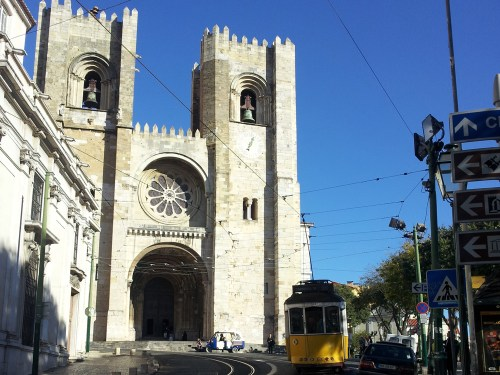 Catedral Santa María la Mayor en Lisboa, historia de Lisboa