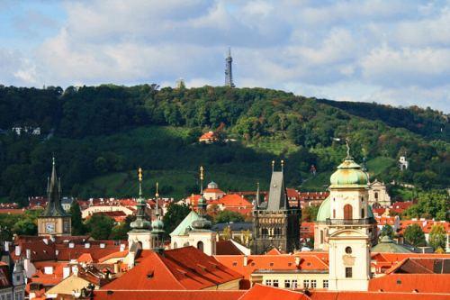 Torre Astronómica del Clementinum de Praga