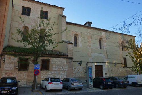 Convento de Santa Clara, el más antiguo de Ocaña