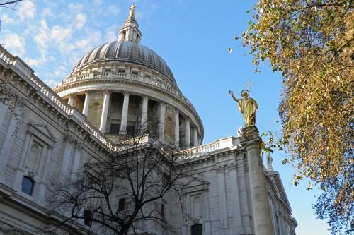 Catedral de San Pablo, qué ver y hacer en Londres
