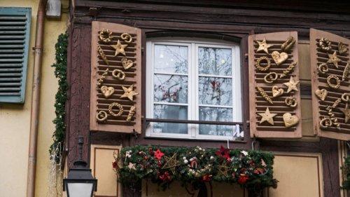 Detalle de la arquitectura tradicional de Colmar