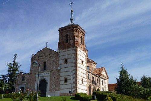 Ermita de Nuestra Señora de los Ángeles en el Cerro de los Ángeles