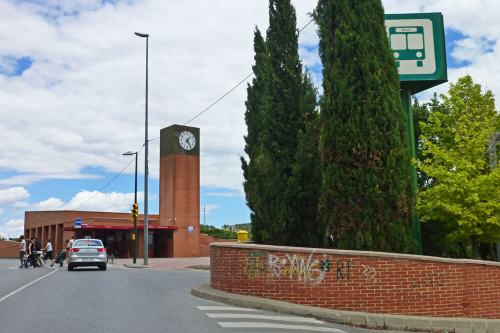 Estación de Autobuses de Teruel