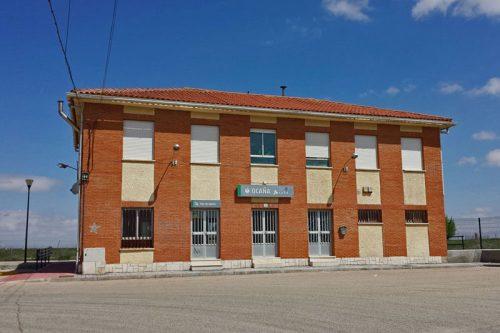 Estación de Trenes de Ocaña