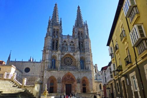 En el interior de la Catedral de Burgos se encuentra el Museo Catedralicio
