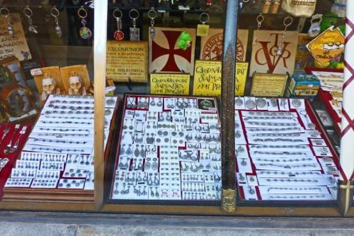 Filigrana charra, el producto artesanal más típico de Salamanca