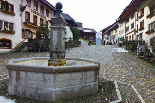 La Fuente de Gruyeres