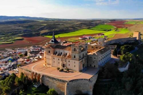 Monasterio de Uclés, conocido como El Escorial de La Mancha
