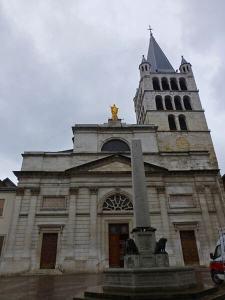 Iglesia Notre Dame de Liesse en Annecy