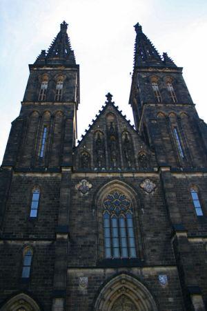 Basílica de San Pedro y San Pablo en Vyšehrad