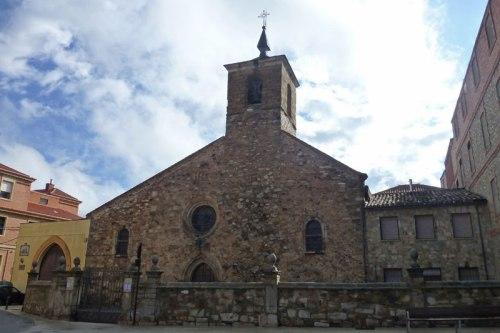 Iglesia de San Bartolomé en Astorga