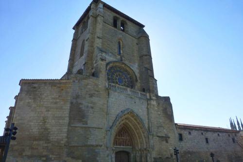 Iglesia de San Esteban, actual Museo del Retablo