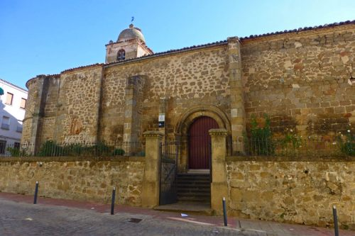 Iglesia de San Pedro, una de las más antiguas de Plasencia