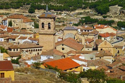 Iglesia de Santa María del Salvador, en su interior se encuentra el Museo de Arte Sacro