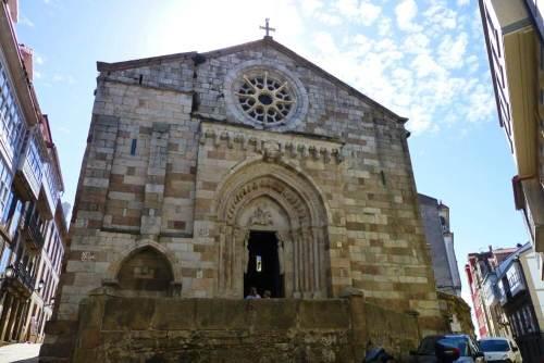 Iglesia de Santiago, una joya de estilo románico