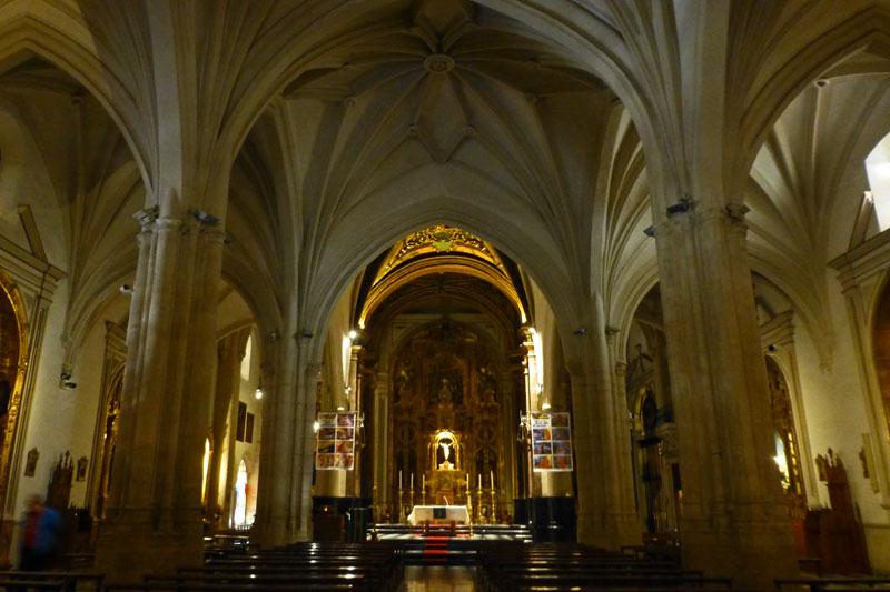Basílica Menor San ildefonso, imagen que ver en el mundo