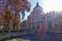 Otoño en los Jardines de Aranjuez
