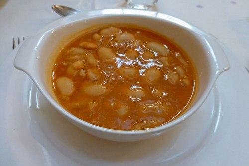 Judiones de La Granja, el plato estrella de la gastronomía del Real Sitio de San Ildefonso