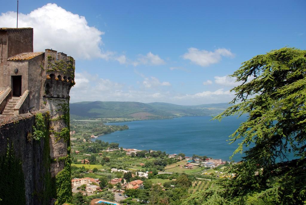 Lago Bracciano. Foto de Yellow.Cat