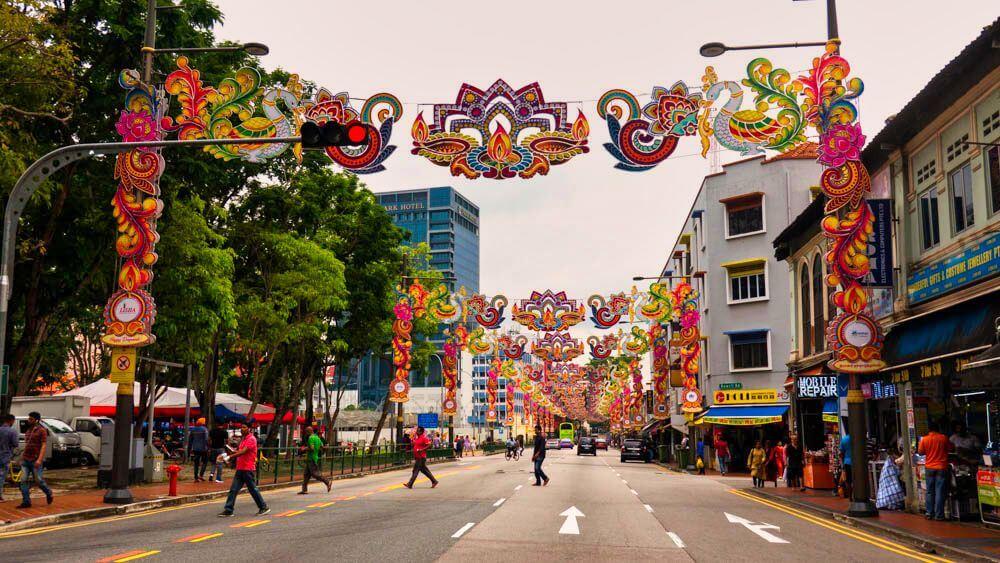 Calendario Festivo De Singapur Principales Fiestas Festivales Y