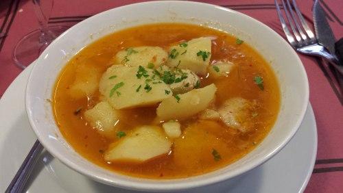 Marmite, plato típico de la gastronomía de Santoña