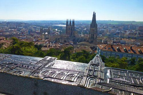 Catedral de Santa María, el santuario más importante de Burgos