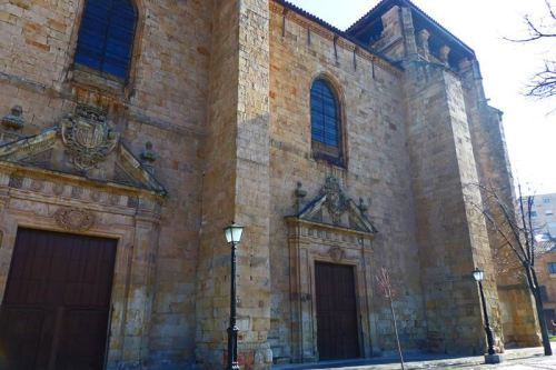 Convento de la Anunciación o Convento de las Úsulas en Salamanca