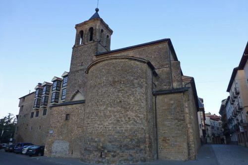 Real Monasterio de las Benedictinas en Jaca, más conocido como Las Benitas
