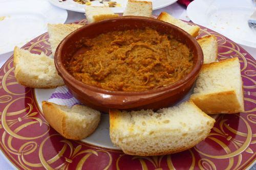 Morteruelo, uno de los platos típicos de la gastronomía de Alarcón