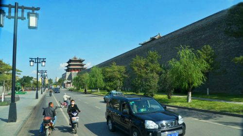Puerta Sur de la Muralla de Datong