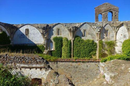 Antiguo Convento de San Francisco el Real, hoy parte del Museo de La Coria
