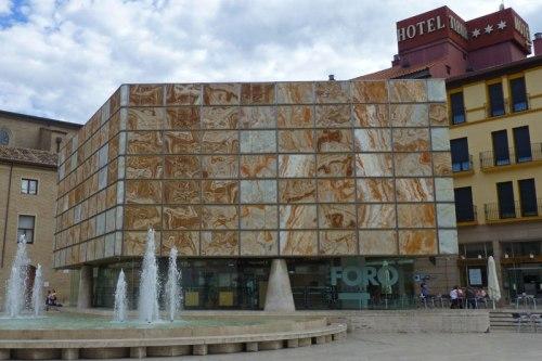 Museo del Foro, forma parte de la Ruta Caesaraugusta, museos de Zaragoza