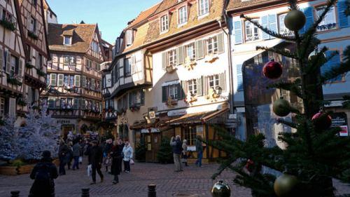 Colmar en Navidad, la mejor época para visitar la ciudad