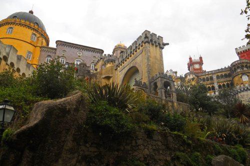 Palacio Nacional da Pena, uno de los más bellos de Sintra