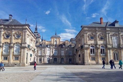 Palacio Real de La Granja, el principal atractivo del Real Sitio de San Ildefonso