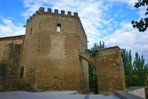 Restos del Palacio de los Reyes de Aragón, hoy convertido en el Museo de Huesca