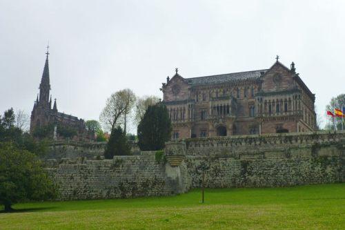 Palacio de Sobrellano y Capilla-Panteón del Marques de Comillas