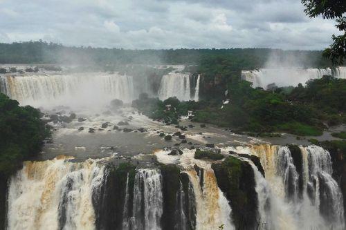 Cataratas de Iguazú, las más caudalosas del mundo