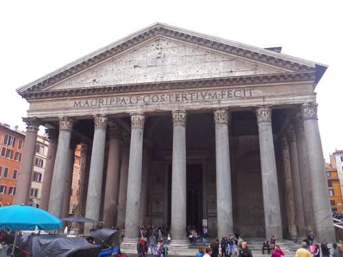 Panteón de Agripa, qué ver y hacer en Roma