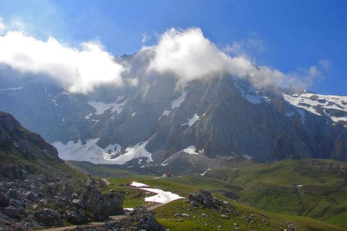 Peña Vieja, el pico más alto íntegramente ubicado en Cantabria