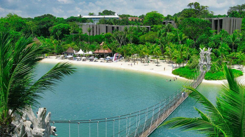 Guía completa para visitar isla Sentosa, en Singapur
